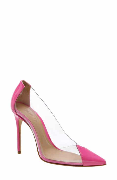 Schutz Cendi Transparent Pump (Women) 7f9f0e376