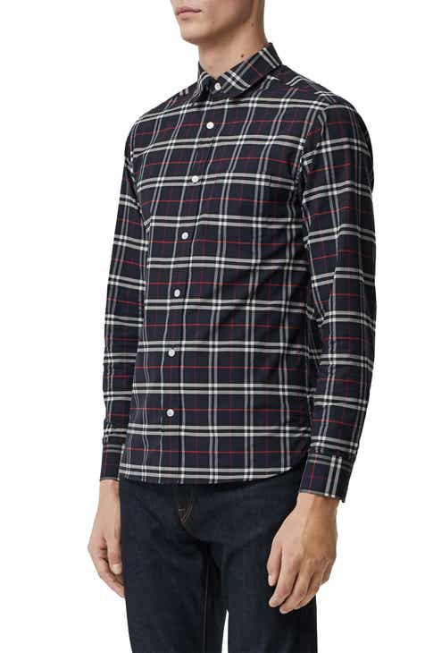 c997efc4 Burberry Men's Shirts & Clothing | Nordstrom