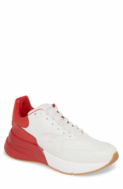 84f4df738cadc1 Alexander McQueen Oversize Runner Sneaker (Men)