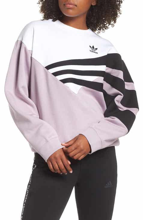 Women s Adidas Sweatshirts   Hoodies  321933dcc5