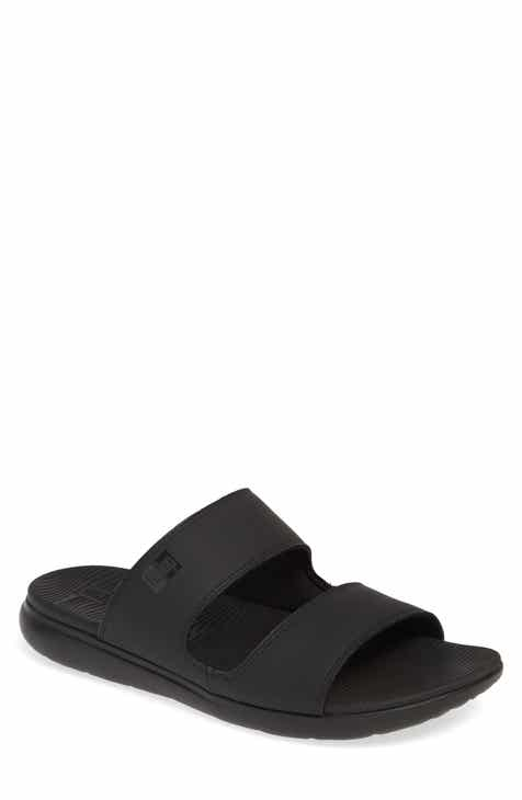 e3e0507d2 FitFlop AC Double Strap Slide (Men)