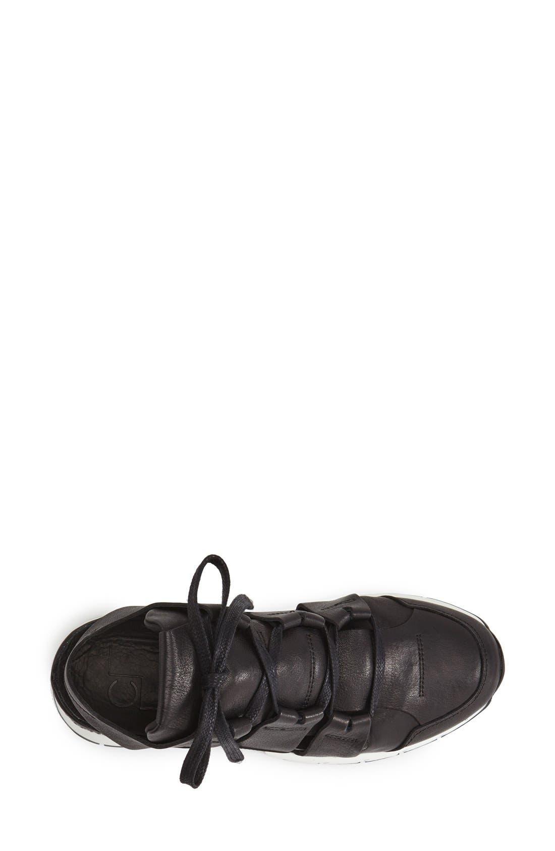 Alternate Image 3  - CA by CINZIA ARAIA Cutout Leather Sneaker (Women)
