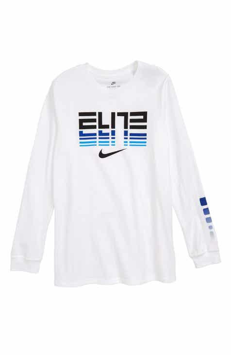 25d10d488e33 Nike Sportswear Elite Ombré Graphic T-Shirt (Little Boys   Big Boys)