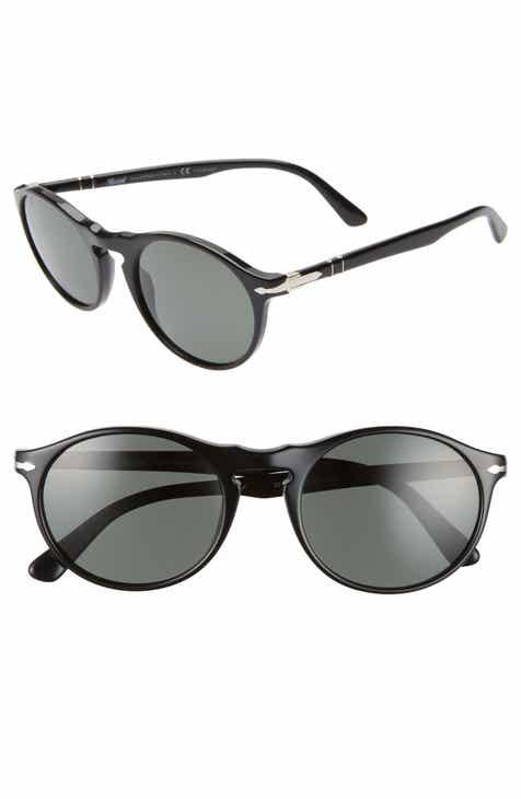 69cc5dbf99c Persol 54mm Polarized Round Sunglasses