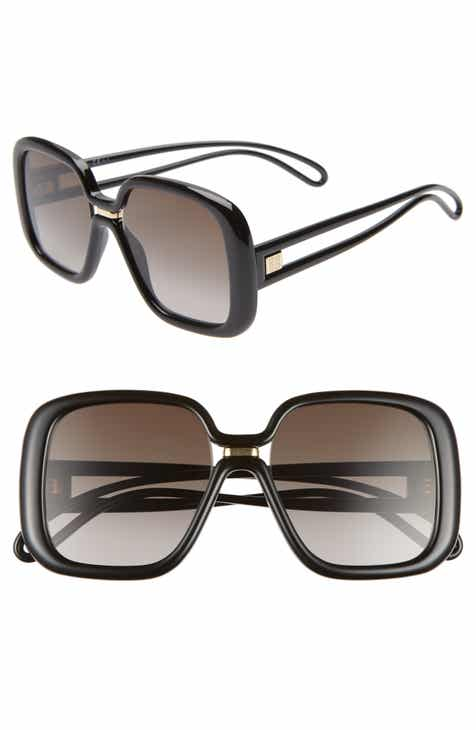 72e79b3f76a Givenchy 55mm Square Sunglasses