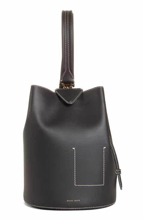 42b202790c Danse Lente Jamie Leather Backpack