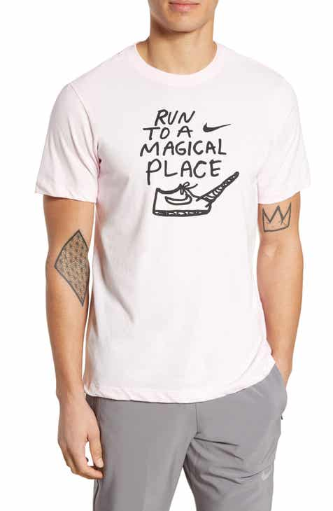 88c0b02f8930 Nike Dry Magical Place T-Shirt