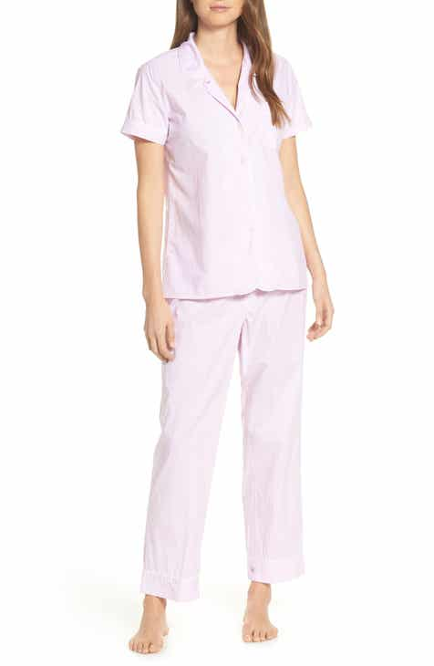 Lauren Ralph Lauren Cotton Poplin Sleep Shirt by LAUREN RALPH LAUREN