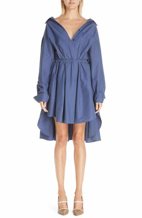 By Any Other Name High/Low Shirtdress