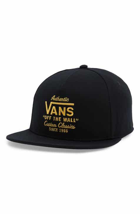 Vans Wabash Snapback Baseball Cap 119d2cf5e60d