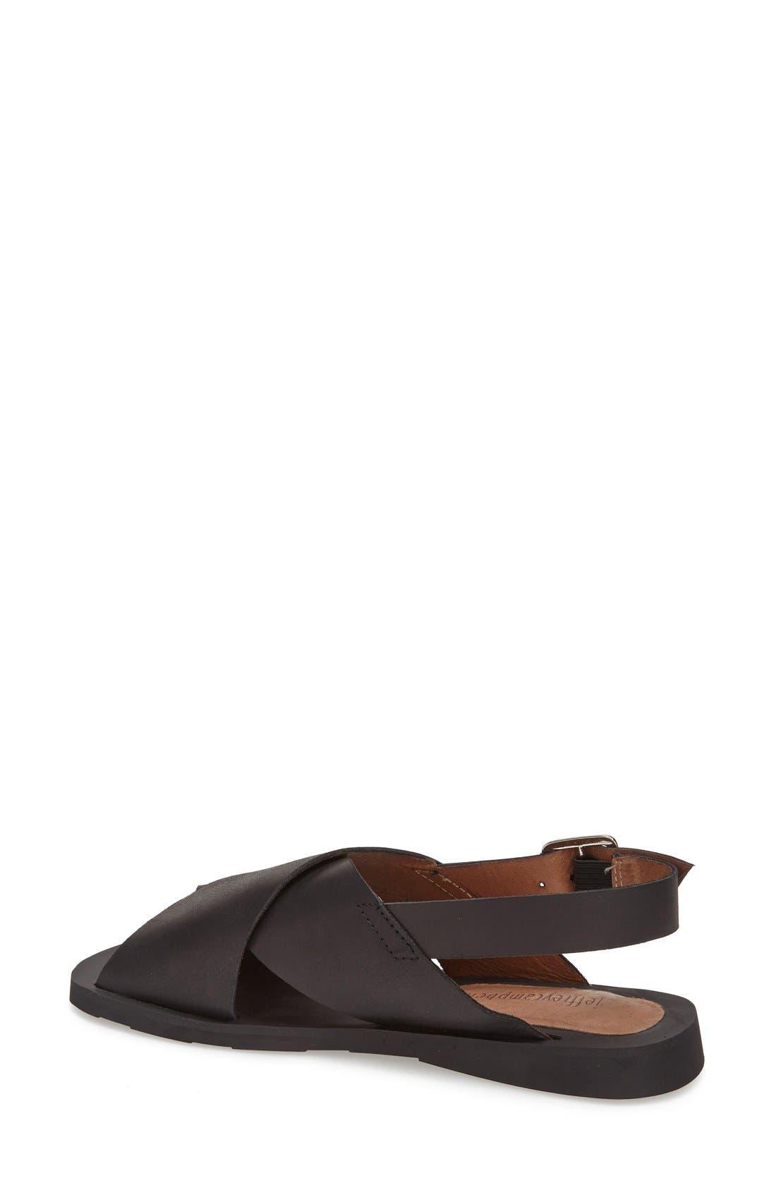 Alternate Image 2  - Jeffrey Campbell 'Maldives' Leather Sandal (Women)
