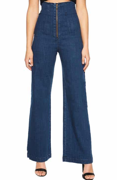 Bardot Stef Wide Leg Jeans by BARDOT