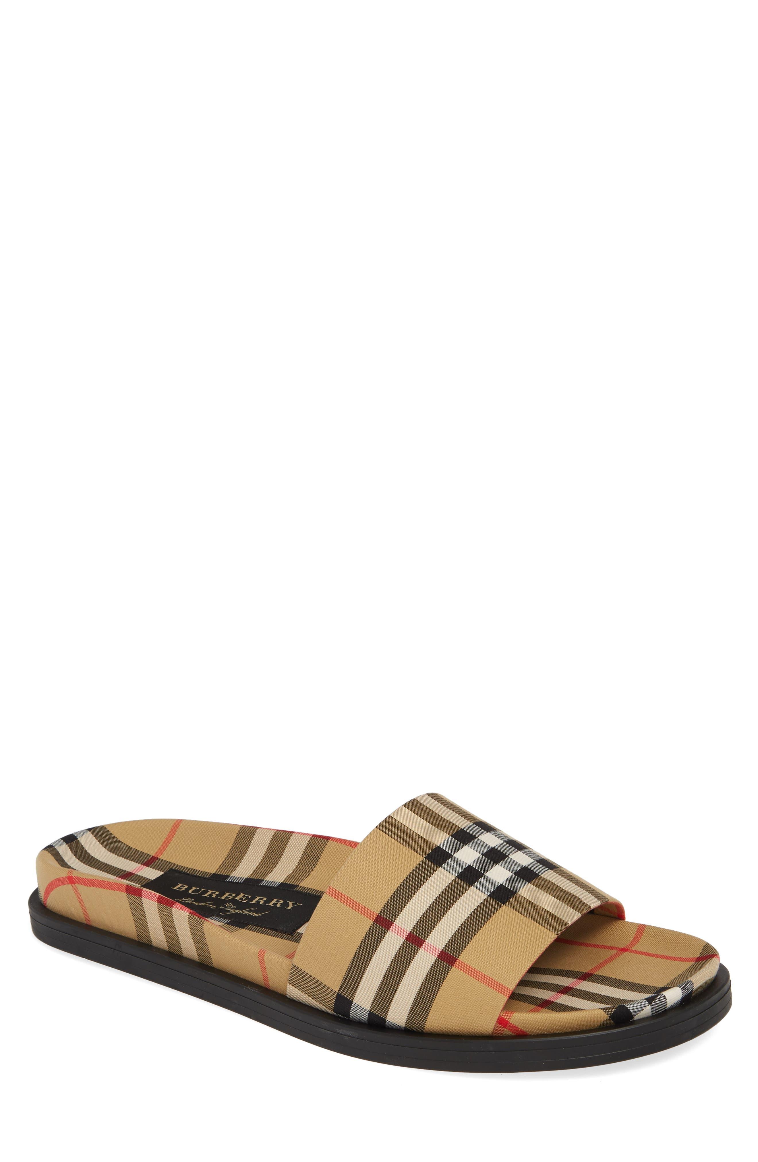 cfbe72dd0 Men s Burberry Sandals