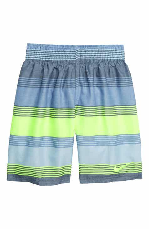 Nike Line Breaker Volley Shorts (Little Boys) e2d1264b84681