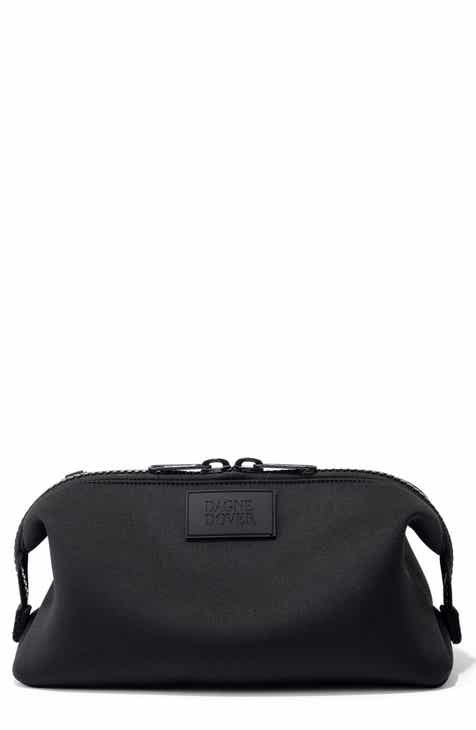 2b9a89d94c50 Dagne Dover Extra Large Hunter Neoprene Toiletry Bag