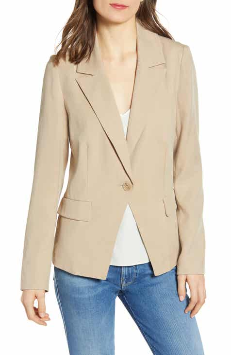 Chelsea28 Single Button Blazer by CHELSEA28