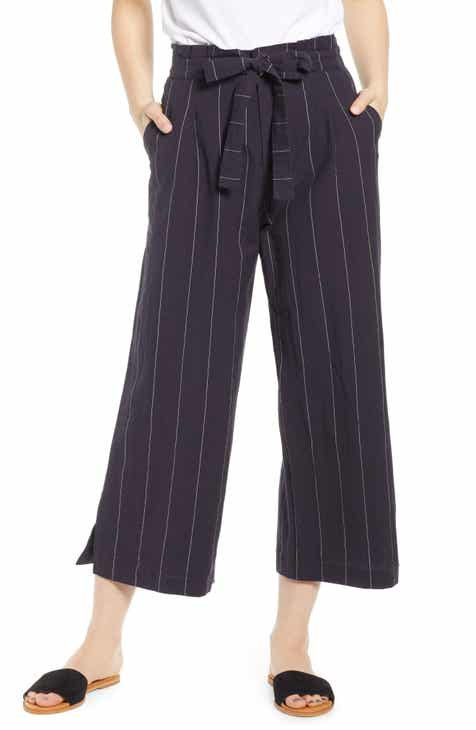 Heartloom Nash Tie Waist Wide Leg Pants by HEARTLOOM