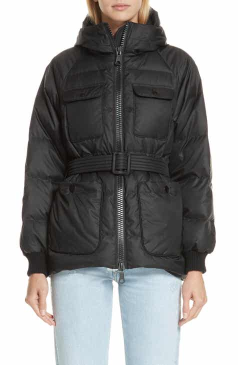 Ienki Ienki Berlin Hooded Down Puffer Coat by IENKI IENKI