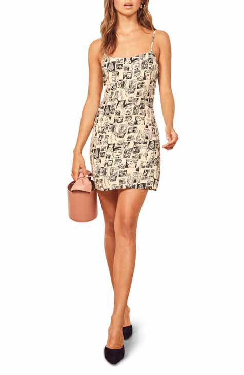 Reformation Lindsay Dress by REFORMATION