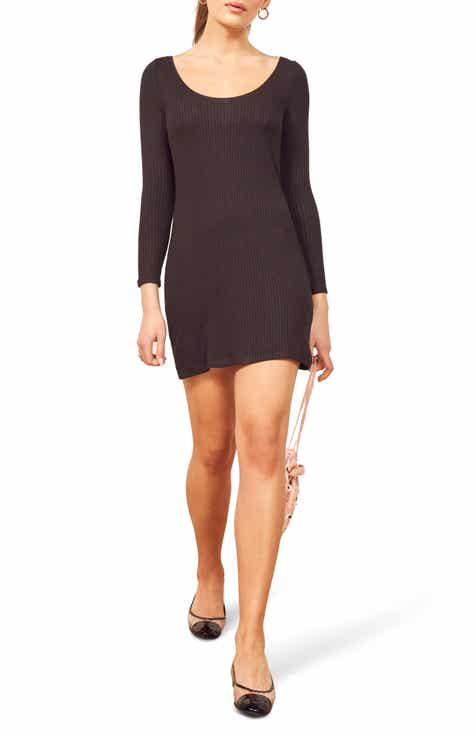Reformation Rosario Long Sleeve Dress by REFORMATION