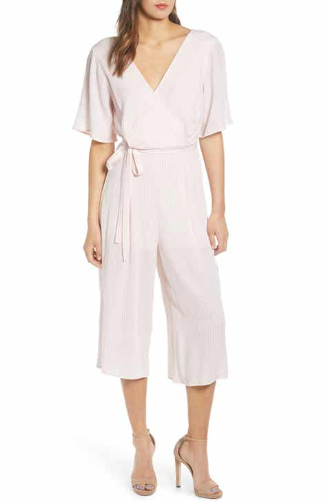 Row A Double V Jumpsuit by ROW A