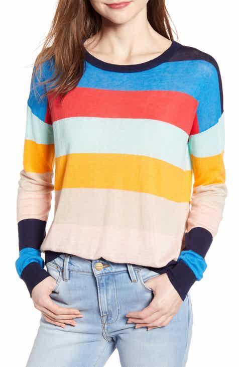 Splendid Sunray Colorblock Sweater by SPLENDID