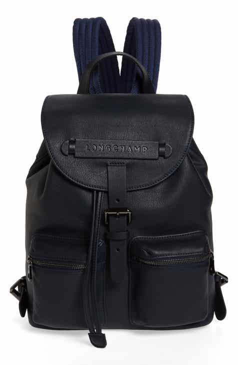694c2ca9d3 Longchamp Small 3D Leather Backpack