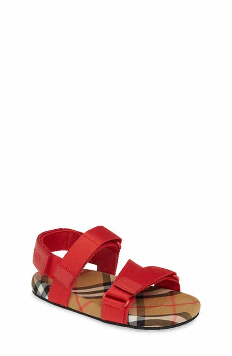 Burberry Redmire Sandal (Toddler   Little Kid) ea8b379e5c