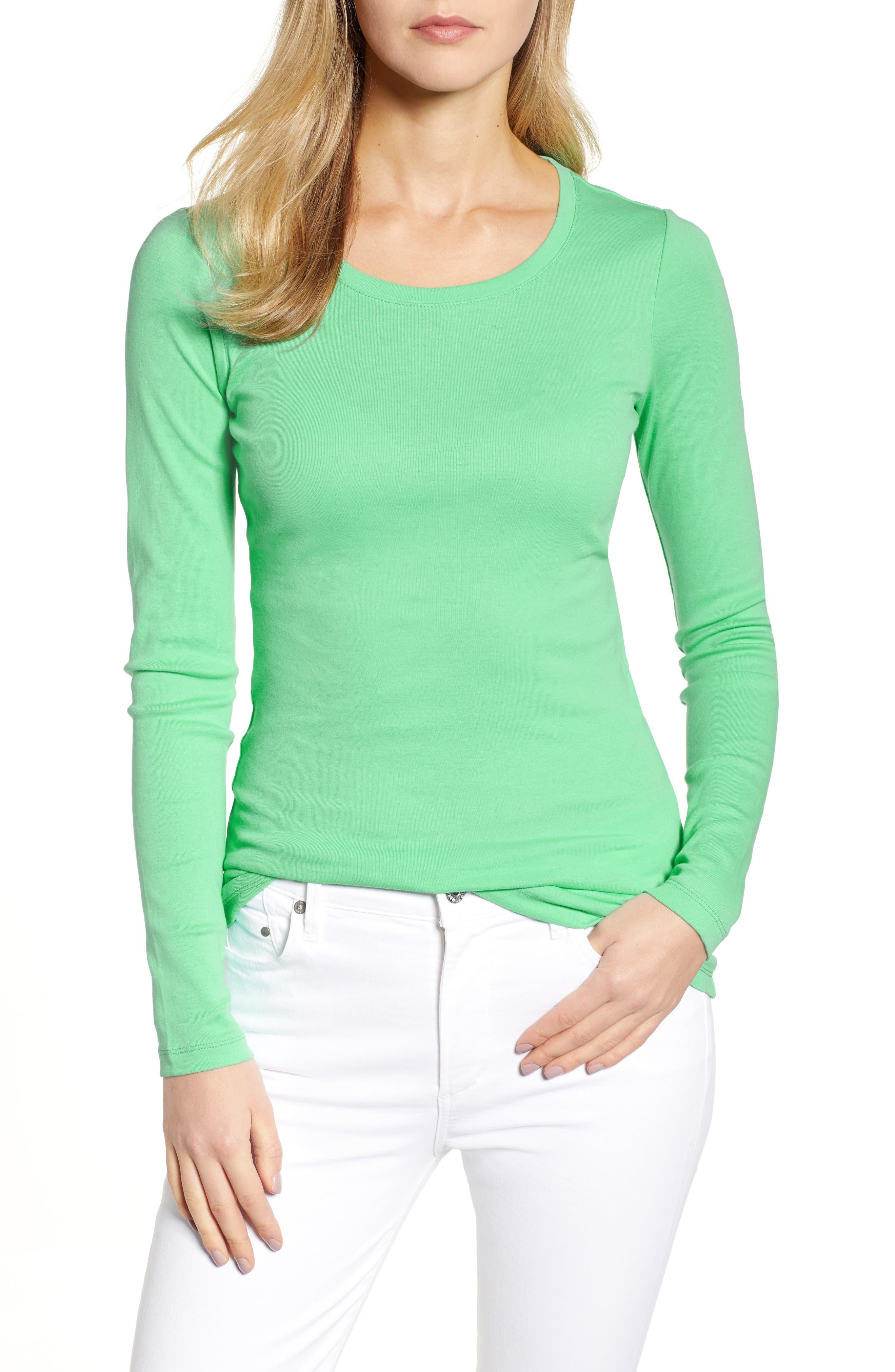 1e4497be27 Women s Green Tops