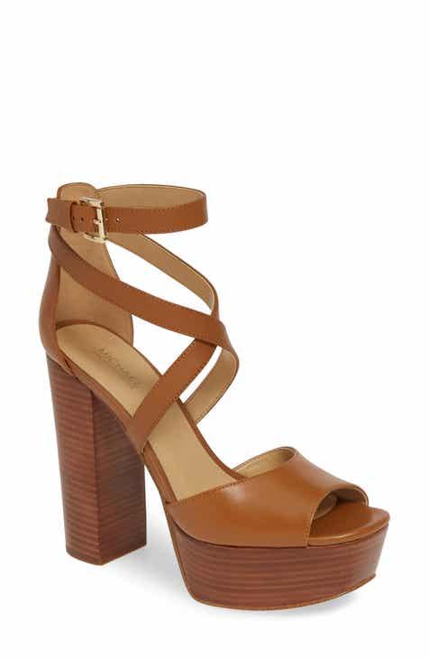 1f879bec743 MICHAEL Michael Kors Burke Platform Sandal (Women)