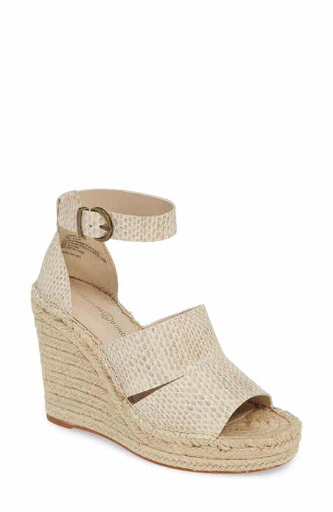 Treasure   Bond Sannibel Platform Wedge Sandal (Women)