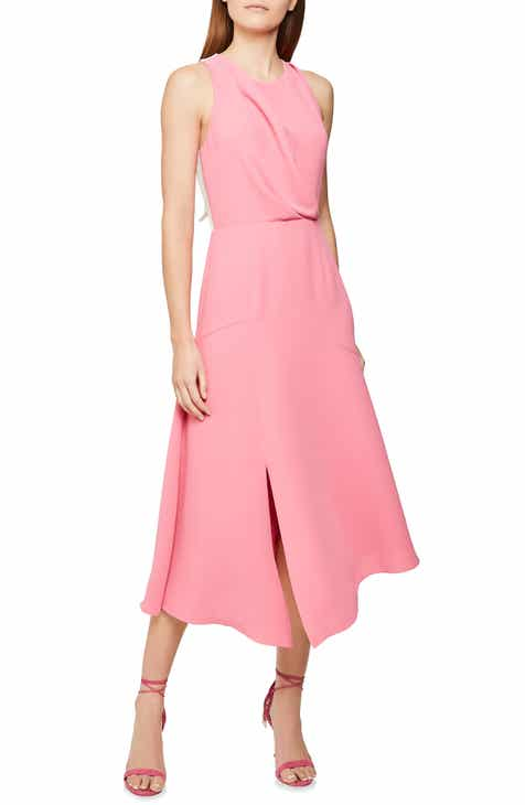 Reiss Cheyenne Bow Back Dress by REISS