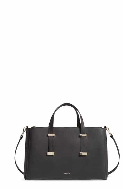 687208d685b5cd Ted Baker London Juliea Leather Laptop Bag