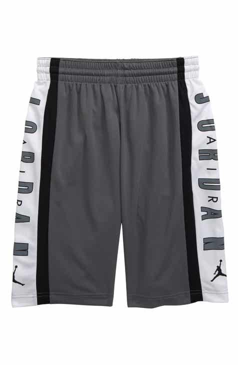 separation shoes e367a 0e922 Jordan Rise3 Dri-FIT Basketball Shorts (Big Boys)