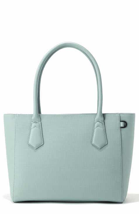 3284ff8375 Dagne Dover Signature Classic Coated Canvas Tote