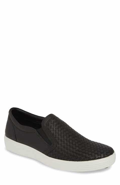 49e48ce0e050 ECCO Soft 7 Plaited Slip-On Sneaker (Men)