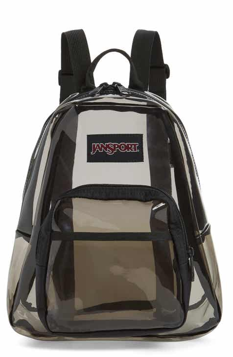 0a784c5a5b1 Jansport Half Pint FX Clear Mini Backpack