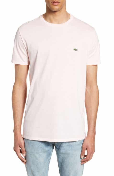 639586d7e7c56 Lacoste Pima Cotton T-Shirt