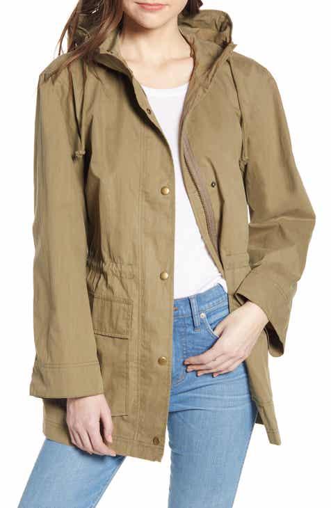 8fab21ab622 Women s Raincoat Coats   Jackets