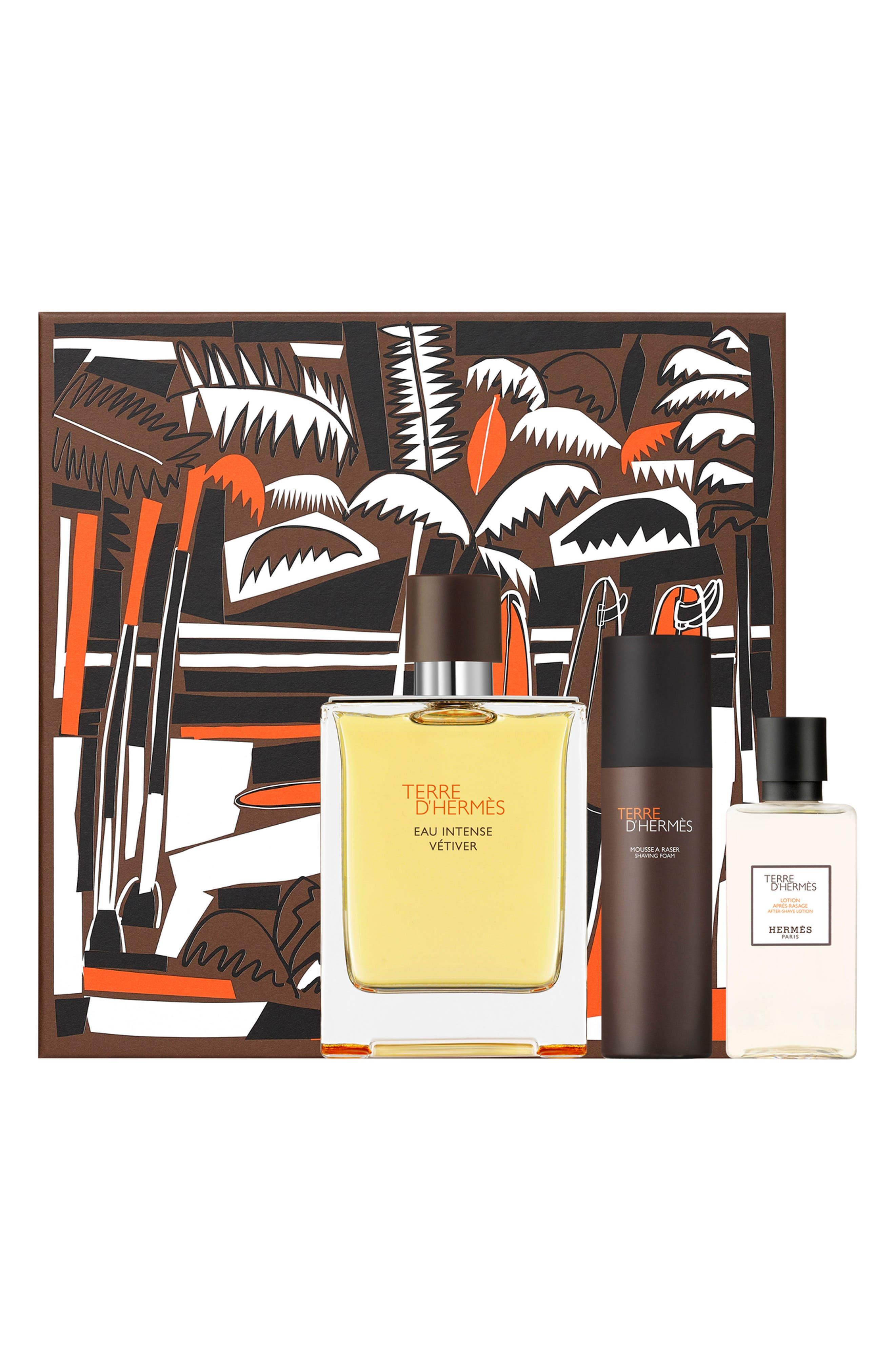Hermès Terre Du0027Hermès Eau Intense Vétiver   Eau De Parfum Natural Spray Set