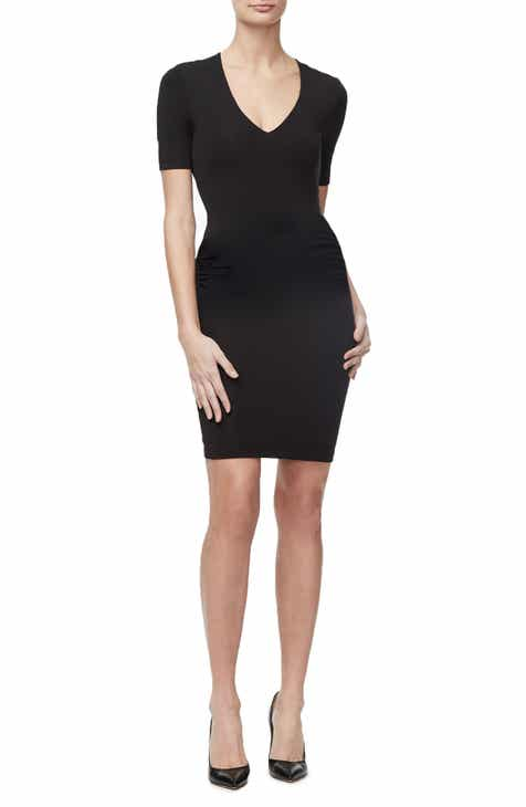 Good American Low Down Minidress (Regular & Plus Size)