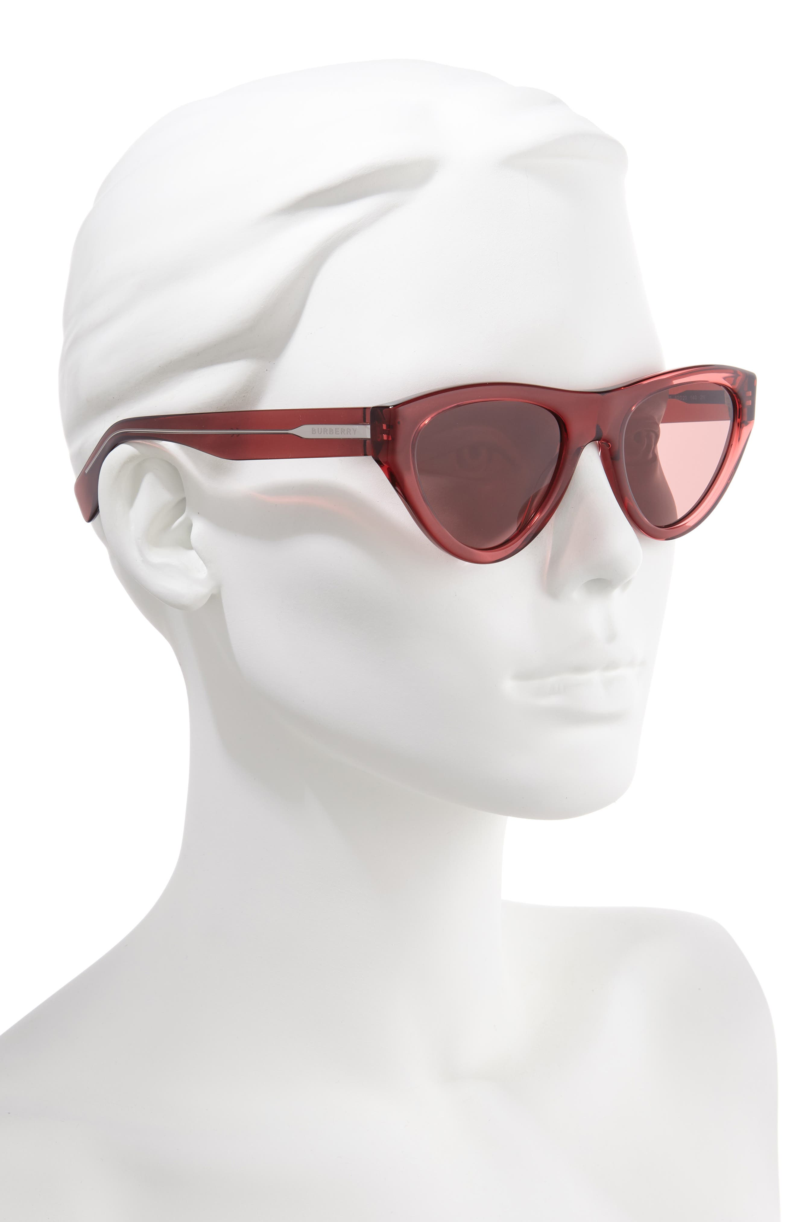 8244ee64a8 Burberry Women s Cat-Eye Sunglasses