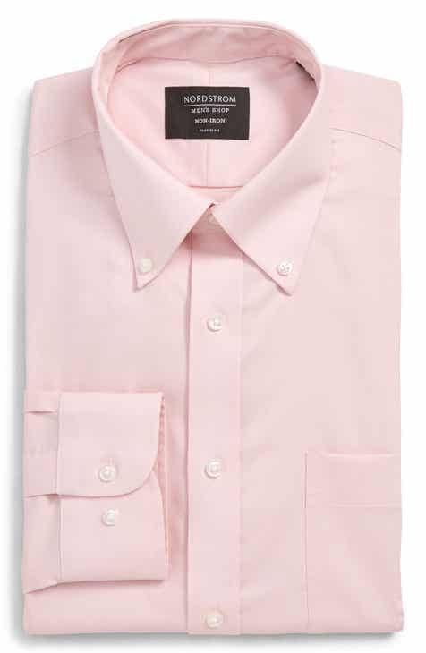 6394a8eb411 Nordstrom Men s Shop Classic Fit Non-Iron Dress Shirt