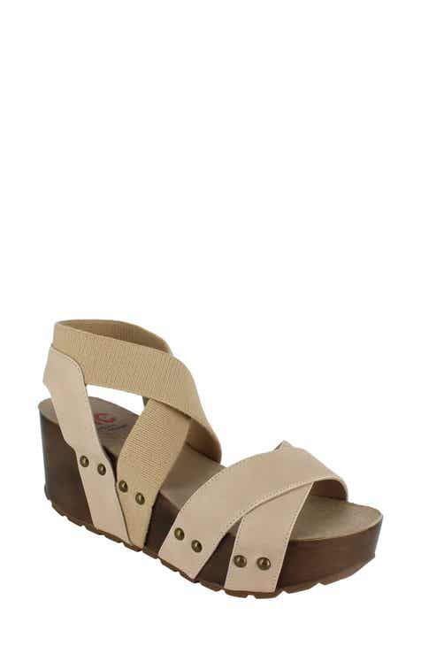 c7b5f254b902 National Comfort Mellie Platform Sandal (Women)