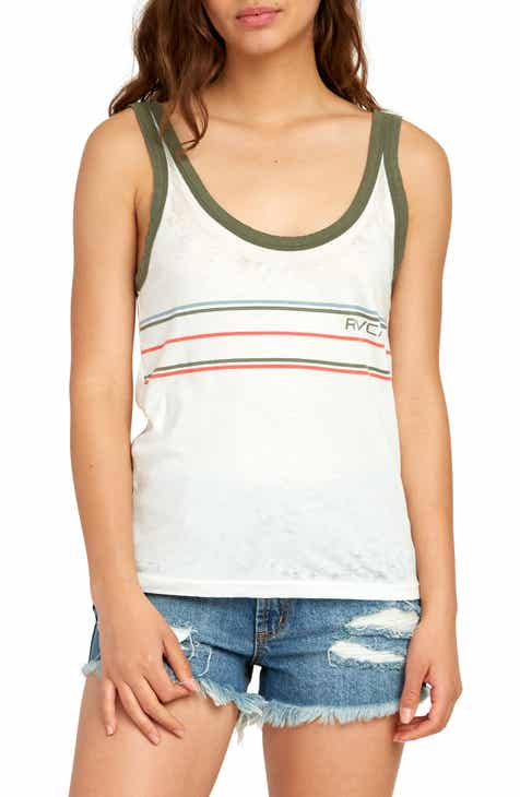RVCA Another Stripe Tank