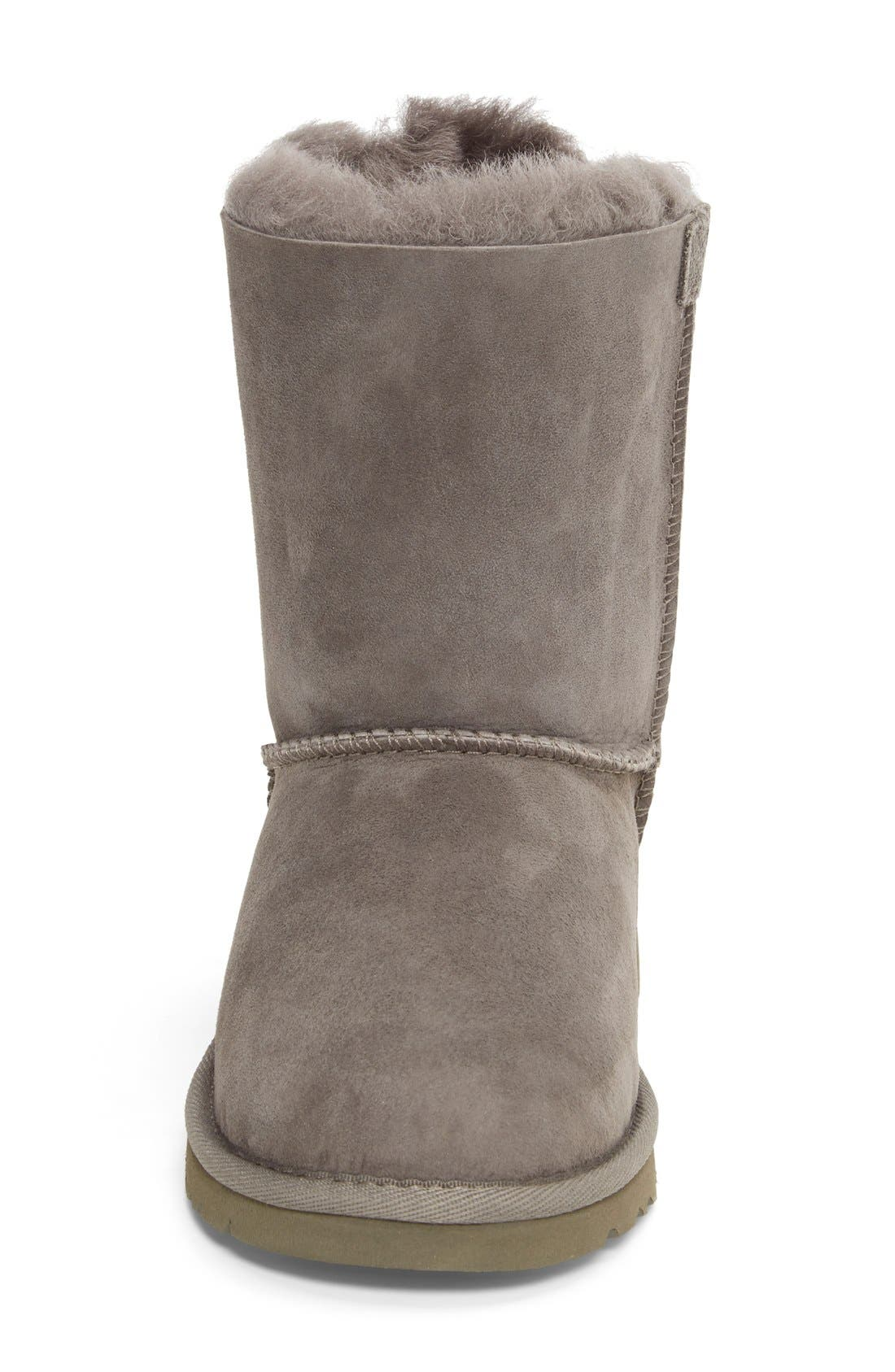 Alternate Image 3  - UGG® Bailey Bow Boot (Walker, Toddler, Little Kid & Big Kid)