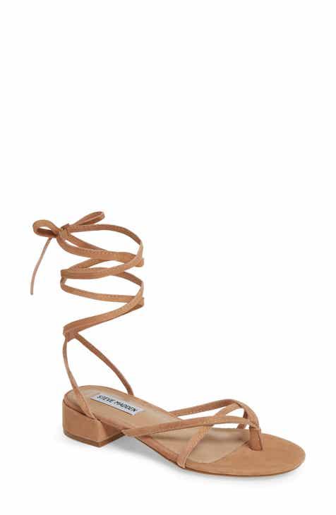 477bd67fc363 Steve Madden Cherie Lace-Up Sandal (Women)