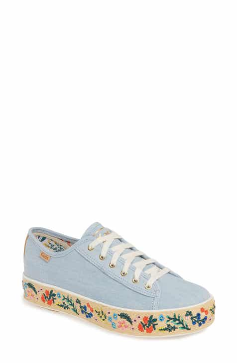 976a8c83568e7 Keds® x Rifle Paper Co. Triple Kick Sneaker (Women)