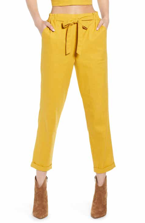 Jason Wu Stretch Gabardine Crop Pants by JASON WU