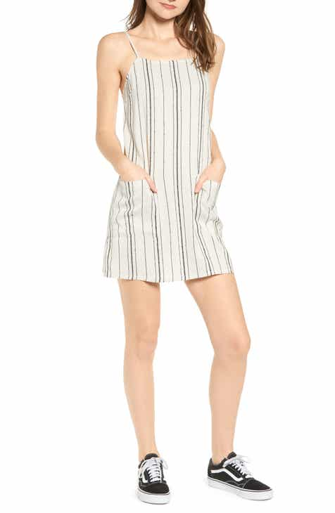 Billabong Straight Around Stripe Sundress